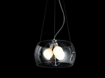 Lampa Cosmo 2 Clear Azzardo