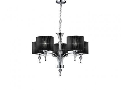 Lampa Impress 5 Black AZzardo
