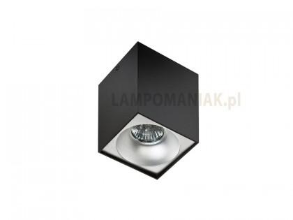 Lampa techniczna Hugo 1 Black