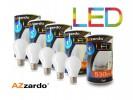 Zestaw 5szt. żarówek LED 7W E27