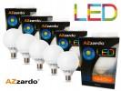 Zestaw 5szt. żarówek LED 18W E27